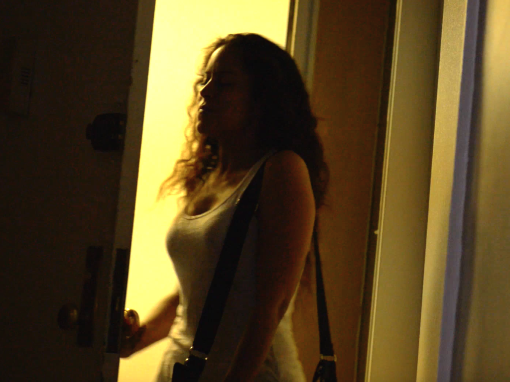 "Screen still from the short film ""Some Last Day."""