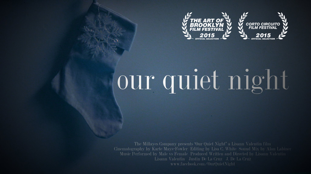 OurQuietNight-Filmfestival-Poster